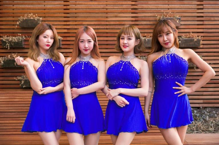 "K-pop group SixBomb went through extensive plastic surgery for their new single ""Becoming Pretty"""