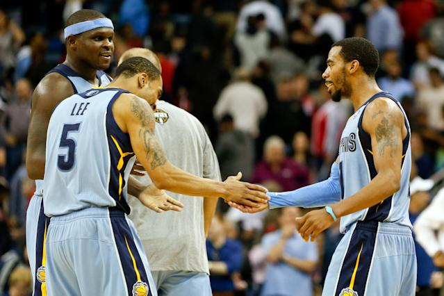Mike Conley's final-seconds floater gives Grizzlies win over Pelicans (Video)