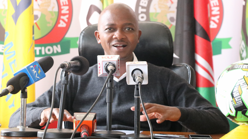 Kenya will one day win Afcon title, says FKF President Nick Mwendwa