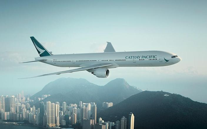 Cathay Pacific - Cathay Pacific