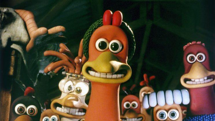 Chicken... student banned from using Bristol University internet after being caught downloading Chicken Run illegally - Credit: Dreamworks/Aardman