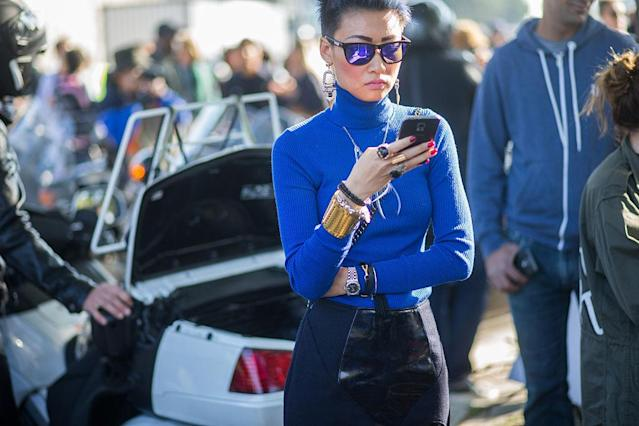 Is social media addiction real? (Photo: Getty Images)