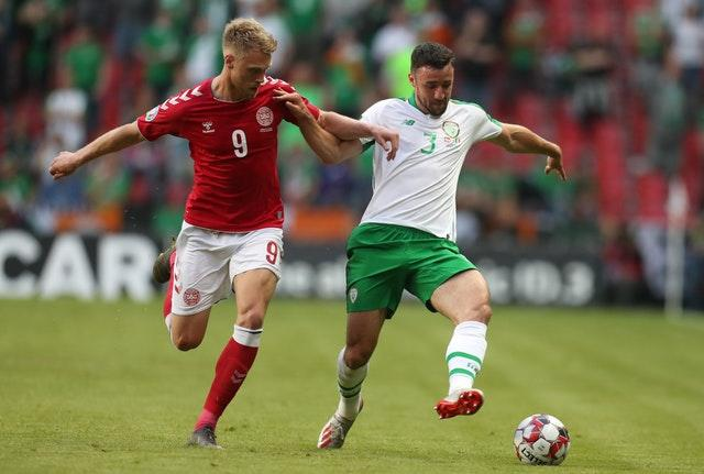 Republic of Ireland and Denmark have met regularly in recent years (Bradley Collyer/PA)