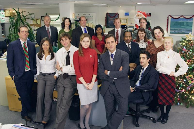 The Office cast | Paul Drinkwater/NBC