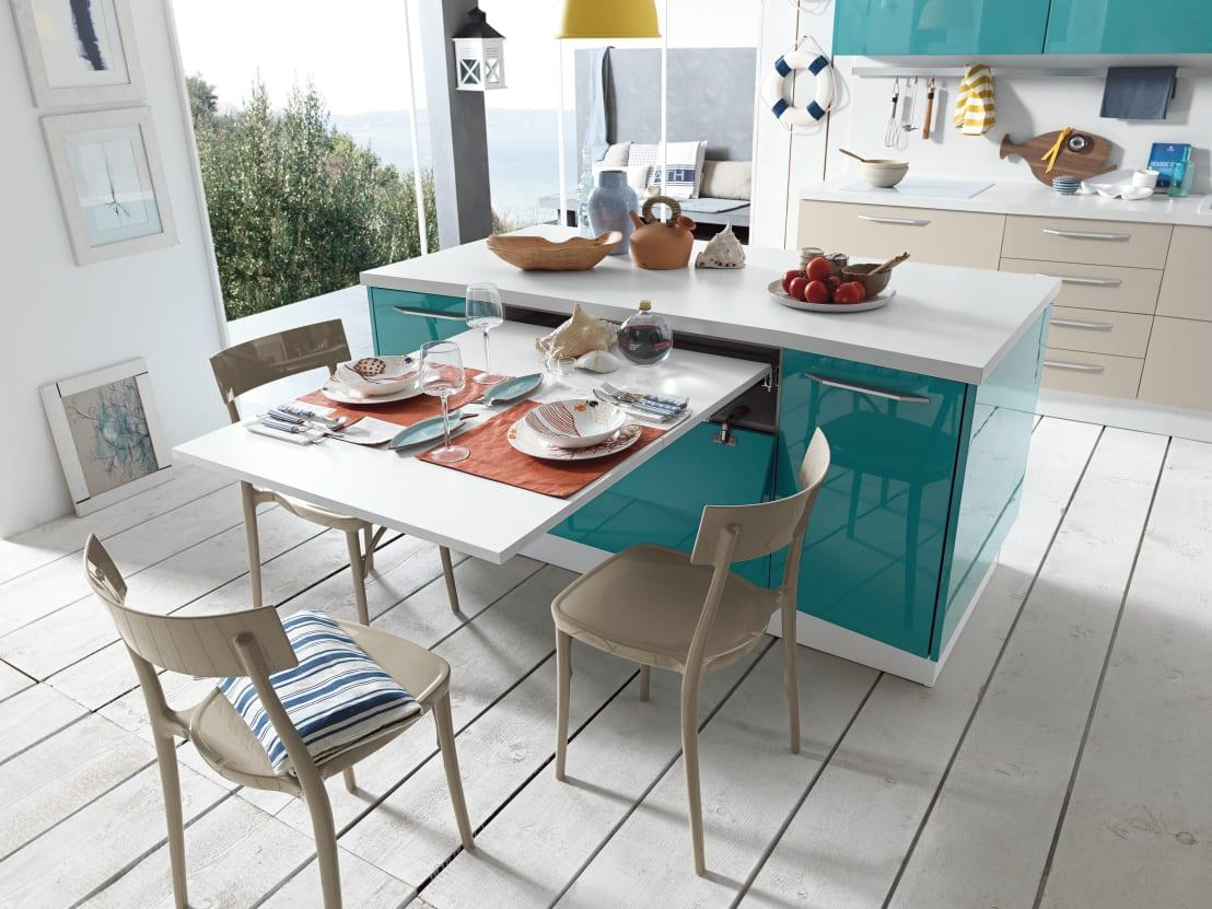 <p>Teal is fabulous, as it carefully treads the line between a traditional green and a contemporary blue. Mix it with whitewashed wood and the effect is dazzling! Textures and hues simply contrast with each other, yet complement at the same time and your space will never date.</p>  Credits: homify / Atim Spa