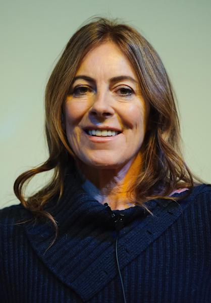 Director Kathryn Bigelow at a screening of Zero Dark Thirty, at the Mayfair Hotel in central London (Dominic Lipinski/PA)