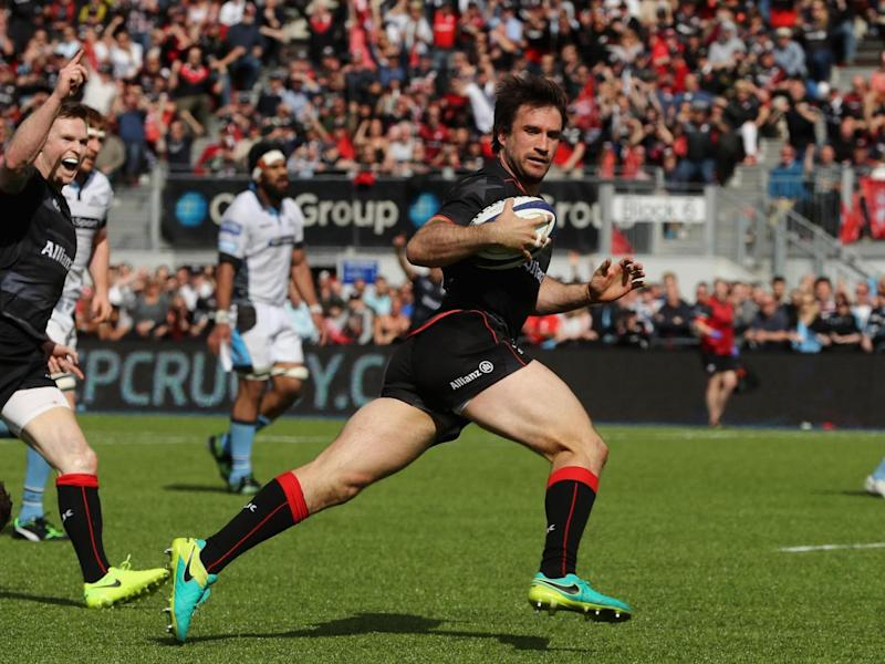 Bosch scored his side's second try (Getty)