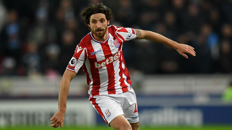 Joe Allen Stoke City Premier League