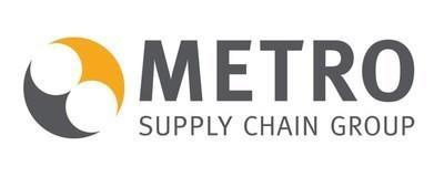 Metro Supply Chain Group logo (CNW Group/Metro Supply Chain Group)