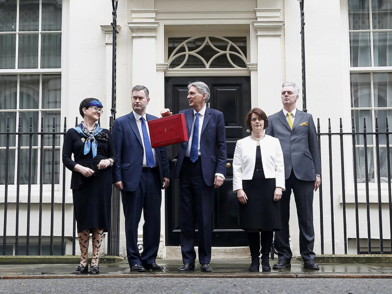 The Chancellor's Budget rightly went after a group who have been getting away with financial murder: Reuters