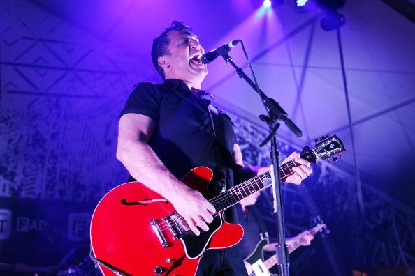 Greg Dulli of The Afghan Whigs performs onstage at The Fader Fort preseneted by Converse during SXSW on March 15, 2013 in Austin, Texas.