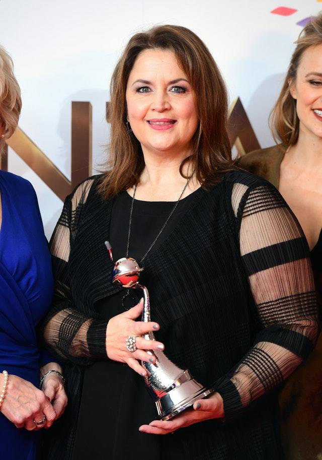 Gavin and Stacey co-writer Ruth Jones has recently published her second novel and is currently writing two screenplays (Ian West/PA).