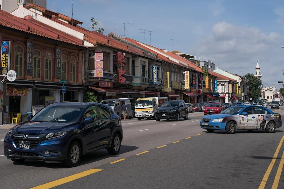 Geylang Road (Yahoo News Singapore file photo)