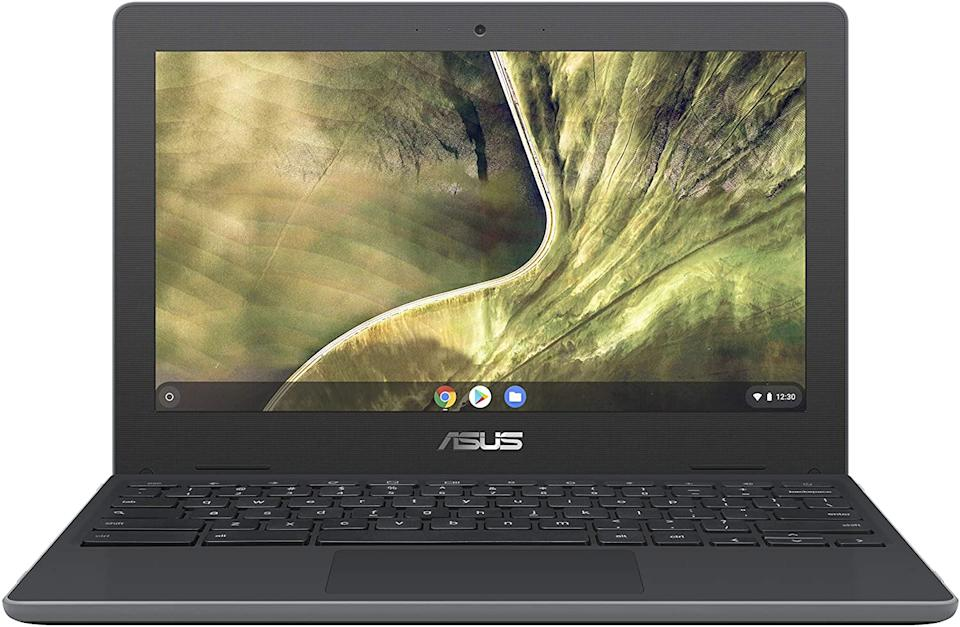 ASUS Notebook C204EE-YS01-GR 11.6 Inch. Image via Amazon.