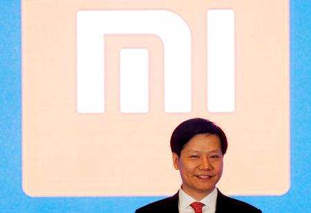 FILE PHOTO: Xiaomi's Founder, Chairman and CEO Lei Jun attends a news conference in Hong Kong, China June 23, 2018. REUTERS/Bobby Yip/File Photo