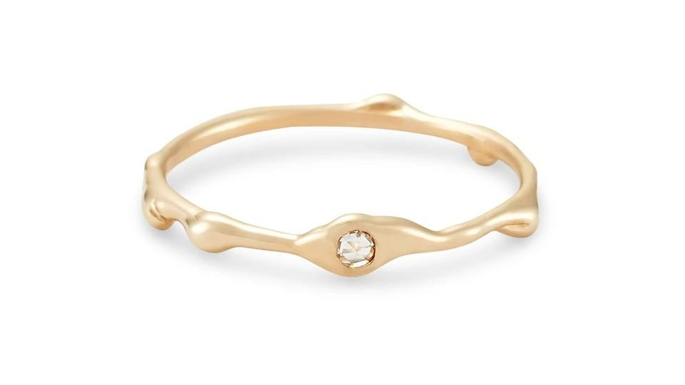 Embrace Branch Stacking Ring - bluboho, $398