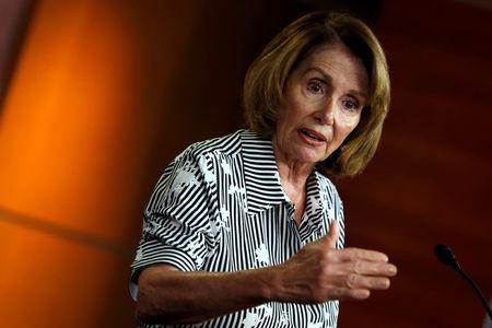 Pelosi: It's Time To Get Rid Of Confederate Statues In The Capitol
