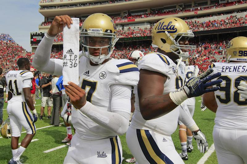 No. 13 UCLA has Pasquale in mind moving forward