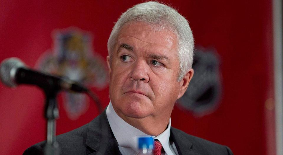 Florida Panthers GM Dale Tallon has made some questionable decisions this offseason. (J Pat Carter/AP)