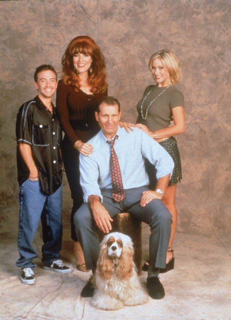 """<p>It's hard to imagine a world where Al and Peg Bundy never existed. But this '90s series had its day, and Al's often vulgar, crude and sexist ways aren't quite as funny anymore when you look back at the reruns. The show always had its sex appeal, with Peg and Kelly in the tiniest outfits imaginable, but the blatant objectification of women is hard to take. Even the show's star <a href=""""https://www.usmagazine.com/entertainment/news/katey-sagal-married-with-children-was-misogynistic-w475137/"""" rel=""""nofollow noopener"""" target=""""_blank"""" data-ylk=""""slk:Katey Sagal has spoken out"""" class=""""link rapid-noclick-resp"""">Katey Sagal has spoken out</a> about the misogynistic tone of the series.</p>"""
