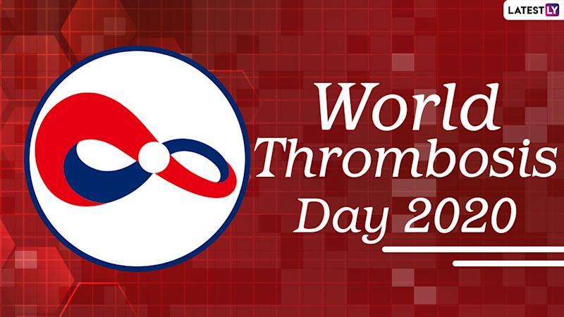 World Thrombosis Day 2020 Date, History and Significance: Here's What You Should Know About the Day That Raises Awareness on Thrombosis