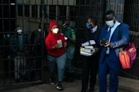 Fadzayi Mahere, a lawyer and spokeswoman for the main opposition MDC-Alliance, was arrested as part of the crackdown