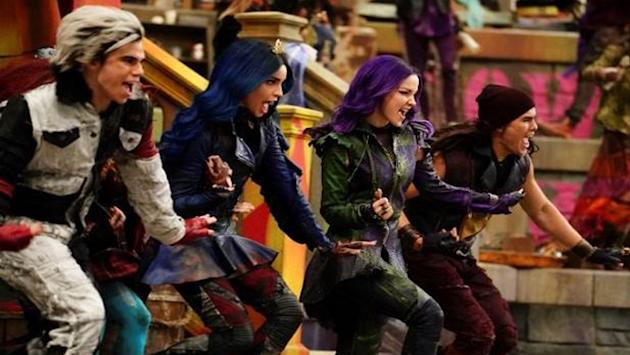 Descendants 3' Draws 8 3M Total Viewers In L+3 For Disney Channel