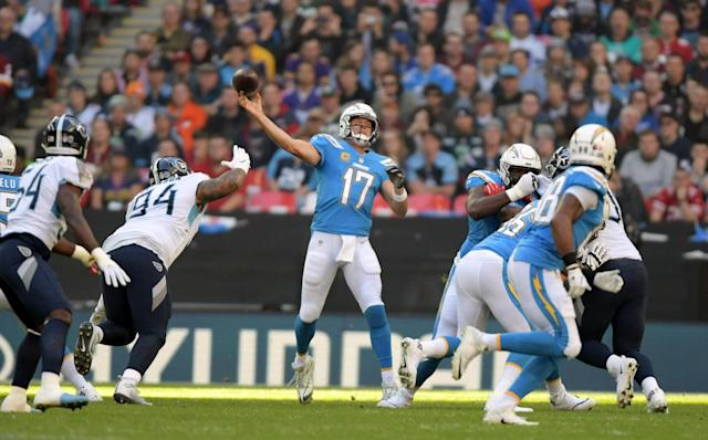 Reasons to Believe: Titans vs. Chargers