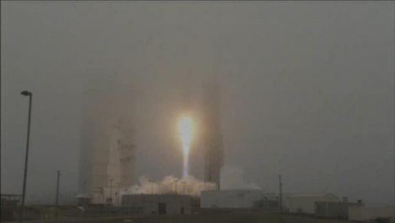 Secret US Spy Satellite Launches Into Space After 6-Week Delay