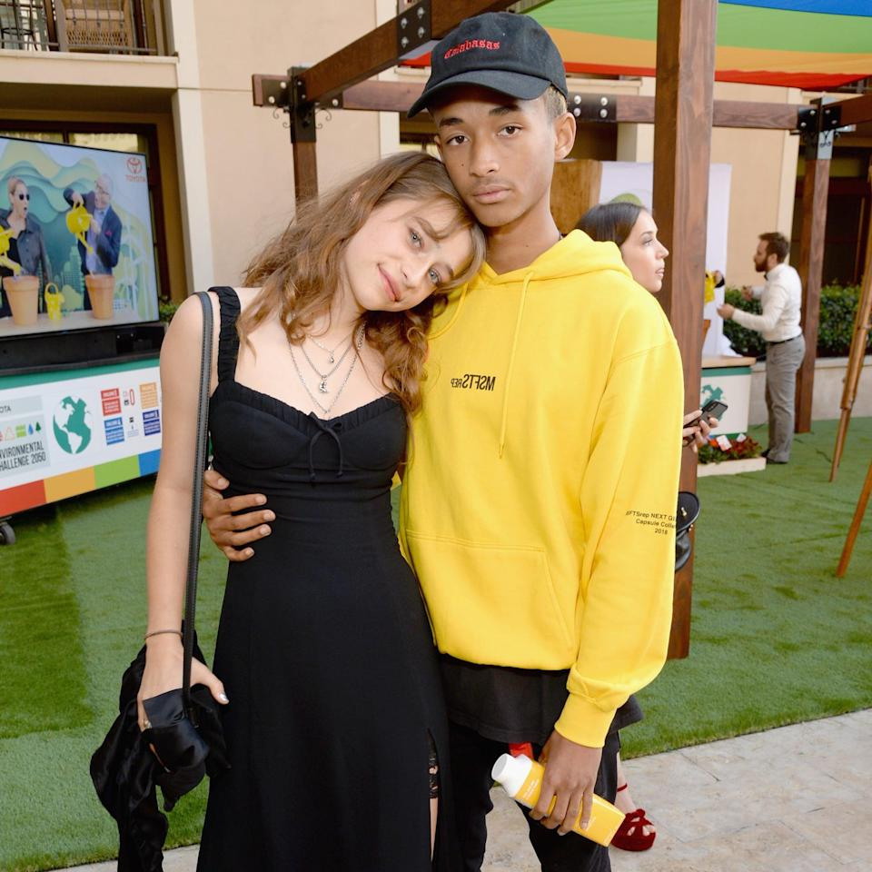 Cara Delevingne Isn't the First Celebrity to Be Romantically Linked to Jaden Smith