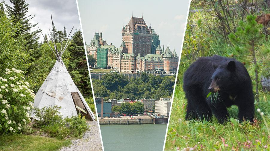 There's so much to see and do in Quebec. (Tourisme Quebec)