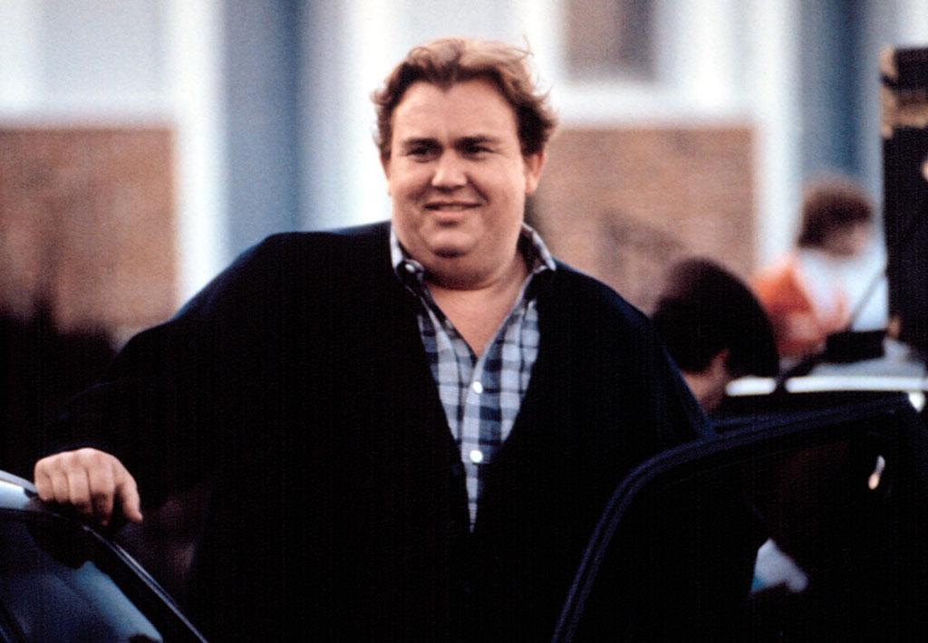 "<strong>1994</strong> – Funny man <a href=""http://movies.yahoo.com/person/john-candy/"">John Candy</a> died of a heart attack in his sleep on this day, hours after filming his final scene of ""Wagons East"" (1994) near Durango, Mexico. Candy got his start in Toronto's famed sketch comedy troupe Second City and on their TV show, ""SCTV"" (1976). In his breakout film role Candy played Tom Hank's loutish brother Freddy Bauer in ""Splash"" (1984)."