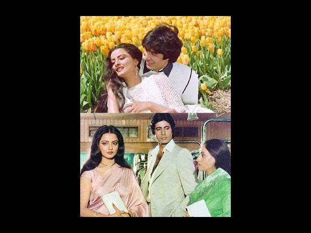 "In an interview given to Filmfare magazine in 1984, Rekha spoke about Amitabh's denial of their relationship. She said, ""Why should he have not done it? He did it to protect his image, his family, his children. Why should the public know of my love for him or his love for me? I love him and he loves me- that's it!"" Silsila was this enigmatic couple's last film together. After the shoot, their relationship began to fade. Rekha wanted to marry Amitabh and did not want to settle down with the tag of the 'other woman' in his life. She realised she has no future in this relationship. With this, their passionate love ended both on and off screen. But even after decades, the heavy aura of this sad love-story still linger."