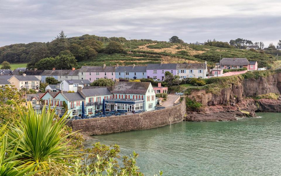 dunmore east - Getty
