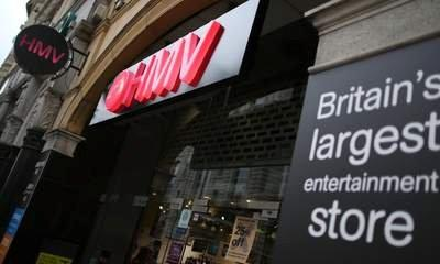 HMV Rescue Saves 141 Stores And 2,500 Jobs
