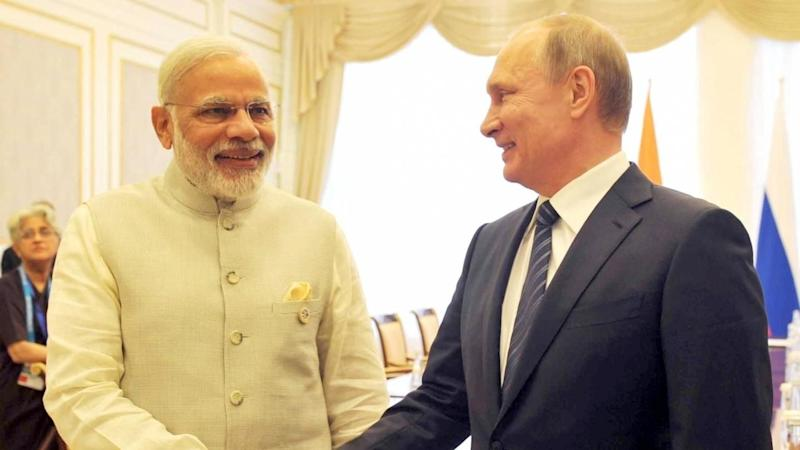 India, Russia seal Rs. 40,000cr deal for S-400 Triumf missiles
