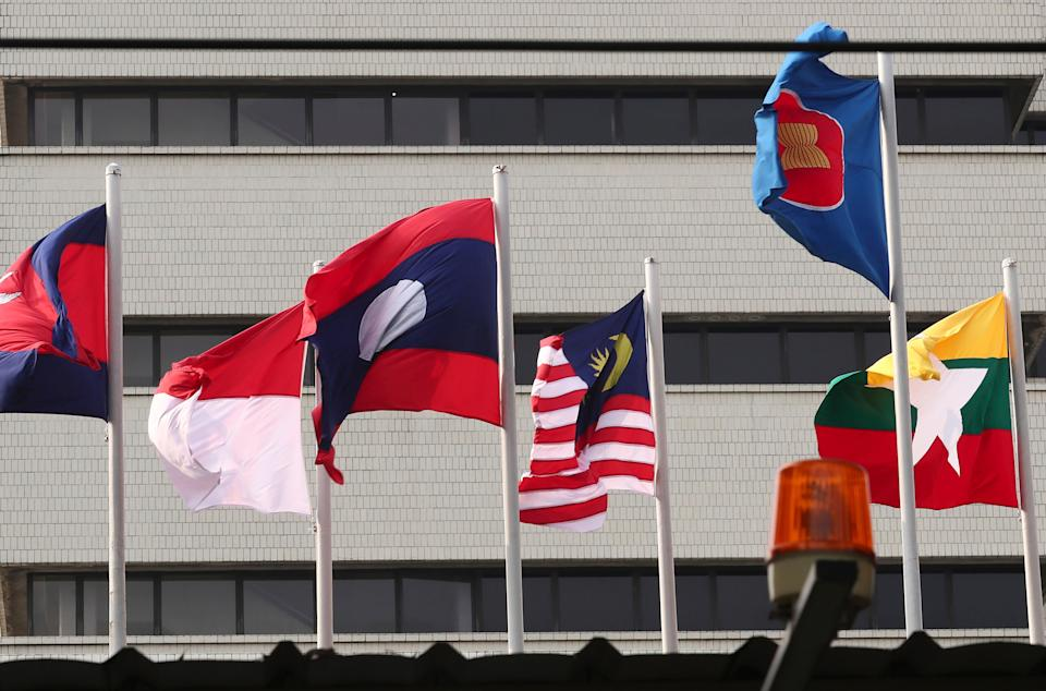 ASEAN (Copyright 2021 The Associated Press. All rights reserved.)