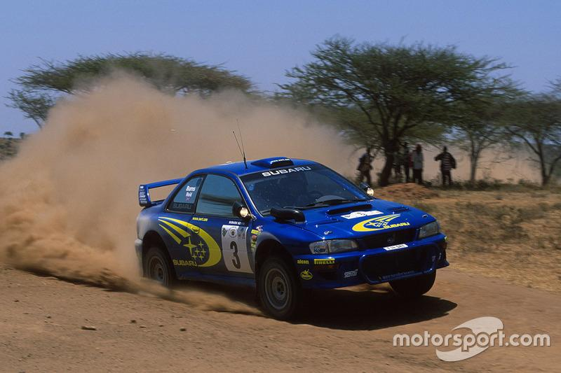 "10. Rally Safari 2000: 122,43 km/h<span class=""copyright"">LAT Images</span>"