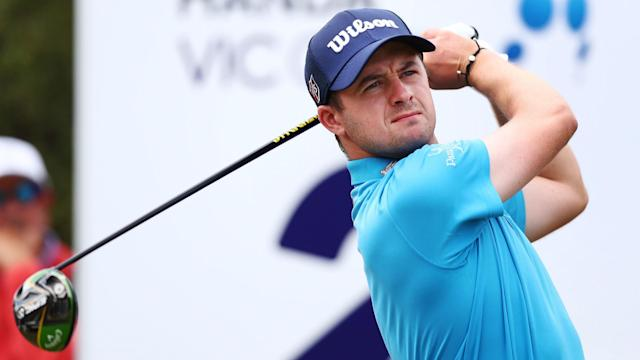 David Law carded a six-under-par 66 to be 18 under overall for his maiden European Tour title in Geelong, Victoria.