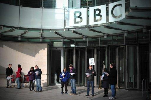 Flagship shows cancelled as BBC journalists strike