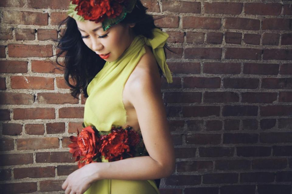 """<p>Flower crowns are staple festival wear, but the ones from <a href=""""https://www.etsy.com/shop/LuckyStardust"""" rel=""""nofollow noopener"""" target=""""_blank"""" data-ylk=""""slk:Lucky Stardust"""" class=""""link rapid-noclick-resp"""">Lucky Stardust</a> take it up a notch. This shop makes handmade, custom designed flower bras, tutus and accessories with intricately weaved-in LED lights, that easily transition from daywear to nightwear with the push of a button. Being illuminated for the pitch-black dark nights in the desert are an absolute must to ensure that you are visible to the thousands of people flying across the playa on bicycles, motorized scooters and are cars. </p>"""