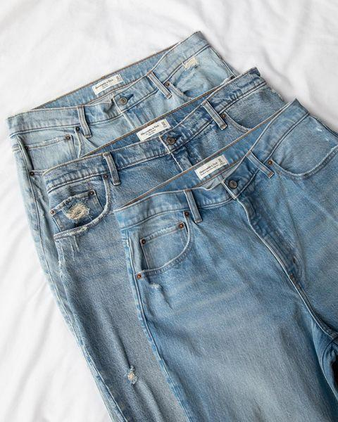 "<p>The long inseam at Abercrombie measures 32.5"". The brand does best with lived-in, destroyed denim that looks a lot more expensive than the sub-$100 price tag belies.<strong><br></strong></p><p><strong>Our Picks: </strong><em><a href=""https://www.abercrombie.com/shop/us/p/ultra-high-rise-straight-jeans-42155860?categoryId=6570724&seq=01&faceout=model1"" rel=""nofollow noopener"" target=""_blank"" data-ylk=""slk:'90s Ultra High Rise Straight Jeans"" class=""link rapid-noclick-resp"">'90s Ultra High Rise Straight Jeans</a></em><strong>, </strong>$99</p><p><a href=""https://www.instagram.com/p/CJY0_kLHt7w/"" rel=""nofollow noopener"" target=""_blank"" data-ylk=""slk:See the original post on Instagram"" class=""link rapid-noclick-resp"">See the original post on Instagram</a></p>"