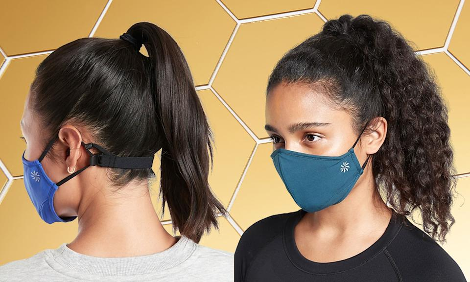 Holiday Gift Guide: Athleta Made to Move mask