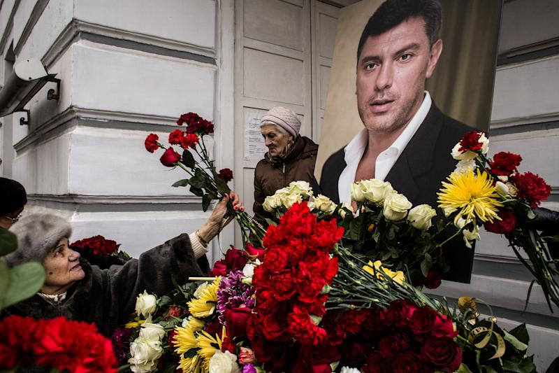Washington D.C. Is Renaming a Street by the Russian Embassy After a Murdered Opposition Leader