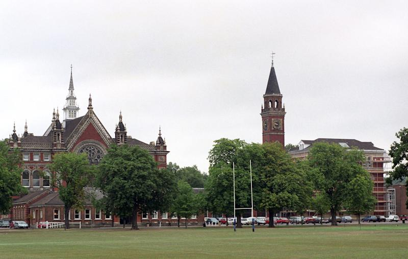 Dulwich College, in South London, one of Britain's best known public schools. (Photo by Rebecca Naden - PA Images/PA Images via Getty Images)