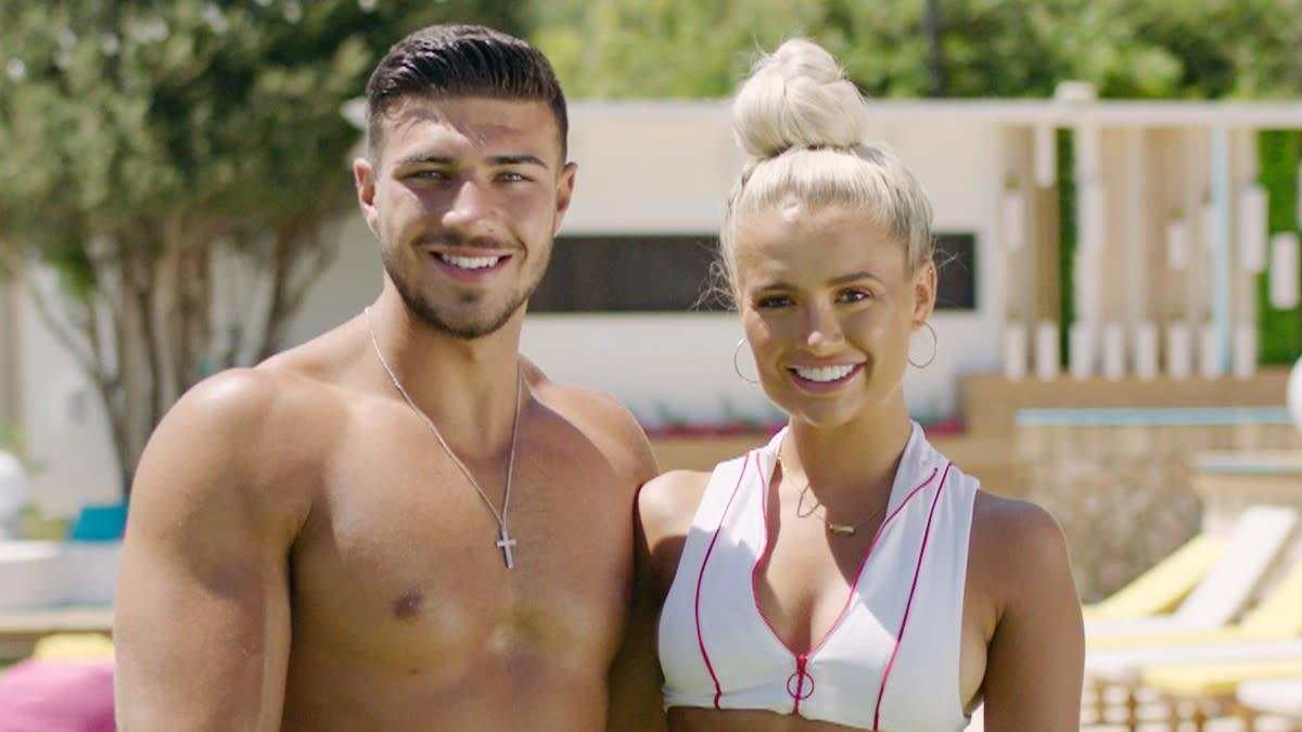 Molly-Mae Hague finished as a runner-up on 'Love Island' in 2019. (ITV)