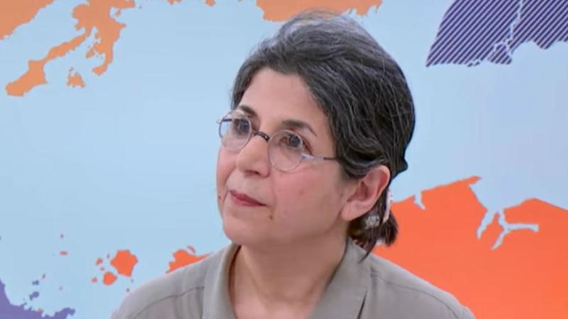 French academic Fariba Adelkhah temporarily released in Iran, her laywer says