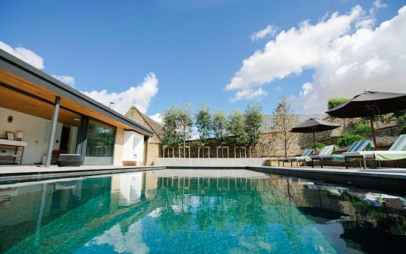 swimming pools property