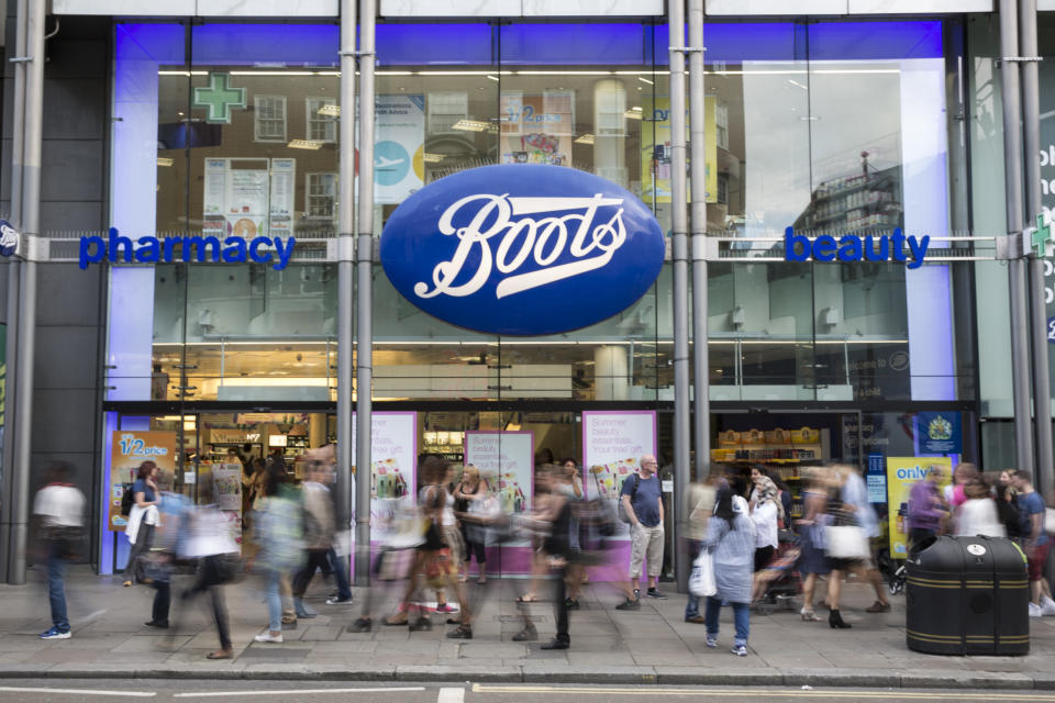 Boots Chemist store mothers day sex toy gift controversy