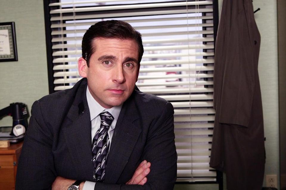 Steve Carell leads the cast of The Office US (NBC)